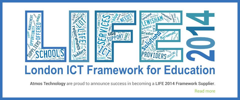 LIFE 2014 London ICT Framework for Education